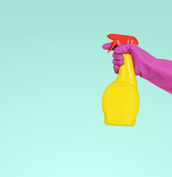 Image for Post - 42% of Americans aren't using disinfectants properly